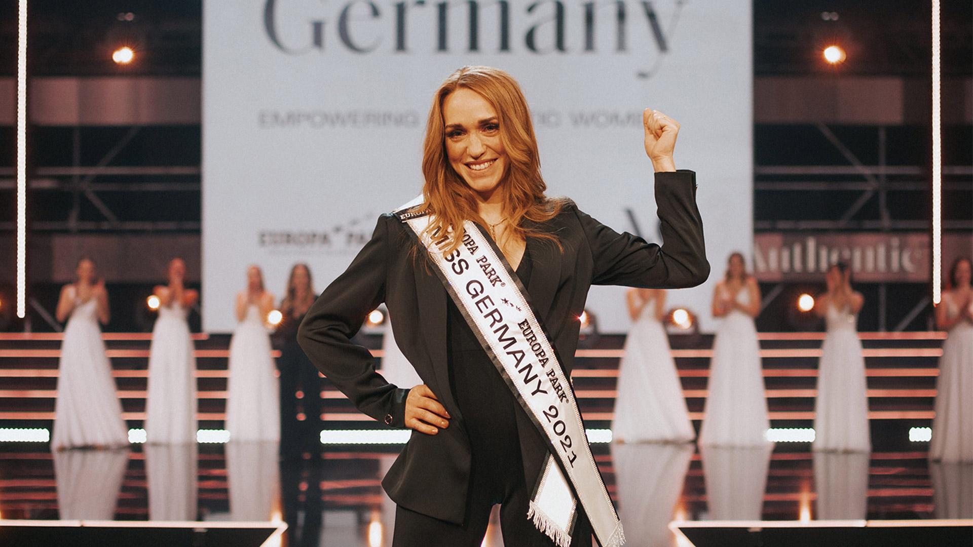 Miss Germany 2021 | Europa-Park Erlebnis-Resort