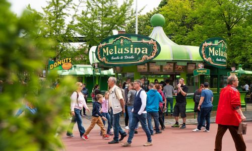 Melusina Snacks & Drinks