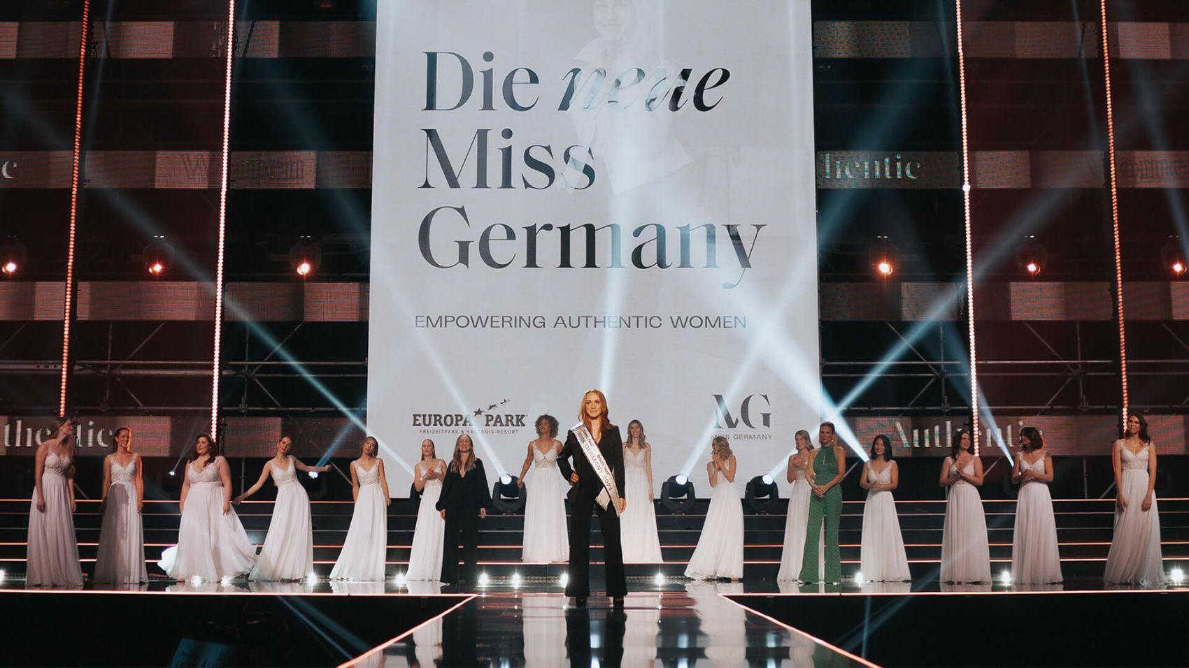 Miss Germany 2021   Europa-Park Erlebnis-Resort
